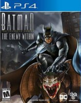 Batman The Enemy Within Trophy Guide