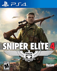 Sniper Elite 4 Trophy Guide