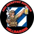 3rd infantry ision hellraisers
