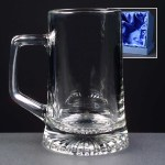 Engraved Stern Glass Tankards Supplied In A Satin Lined Presentation Box. Price Includes Engraving