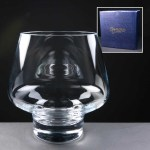 Balmoral Glass Engraved Glass Bowls Supplied In A Blue Cardboard Gift Box. Price Includes Engraving.