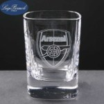 2oz Strauss Engraved Shot Glasses 1