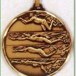 Swimming Medal 1