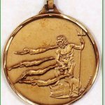 Female Swimming Medal 1