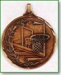 Basketball Medals