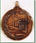 Basketball Medals 1