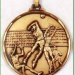Volley Ball Medal
