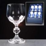 6x Claudia Engraved Wine Glasses In Presentation Box 1