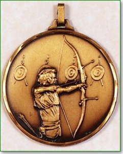 Archery Medal