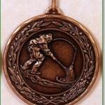 Fishing Medal -50mm