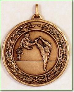Martial Arts Medal - 50mm
