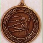 Swimming Medal - 50mm