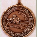 Rowing Medal - 50mm