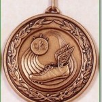Running Medal - 50mm