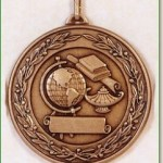 Knowledge Medal - 50mm