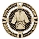 60mm Martial Arts Medals