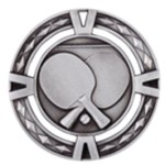 60mm Table Tennis Medals