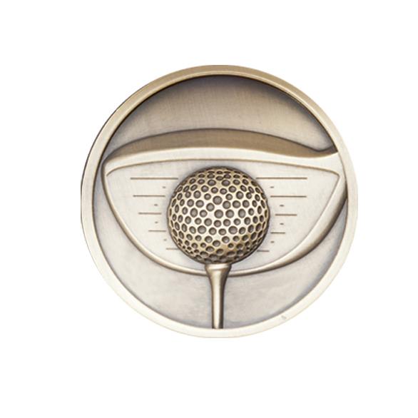 70mm Golf Medals