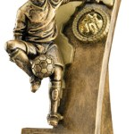 *SALE* Football Trophy Resin