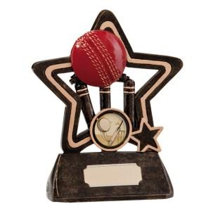 Resin Cricket Trophies