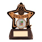 Resin Well Done School Trophies