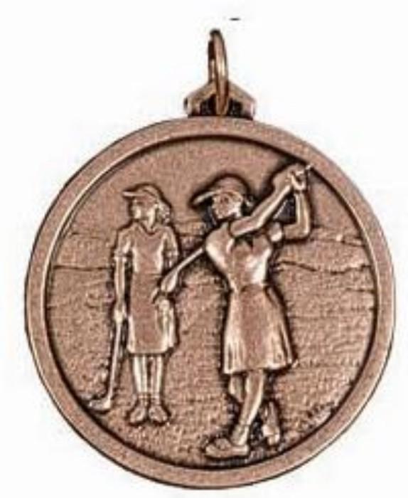 Ladies Golf Medal