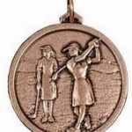 Ladies Golf Medal
