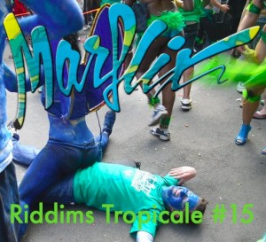 riddims tropicale 15 cover