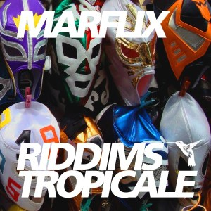 riddims tropicale 25 podcast cover