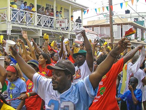 Dominica Carnival