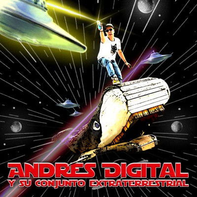 Andres Digital Cover