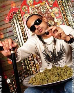 Sean Paul – Marijuana mi luv