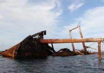 Polyxeni Wreck