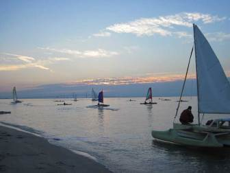 Multihull Sailboats, Kayaks and Canoes