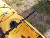 Hobie Mirage Adventure Island: His Review