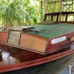 boat of Hemingway in Havana Finca Vigia