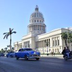 The Capitol of Havana Cuba