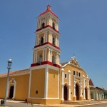 "Remedios a town with a big celebration ""las Parrandas de Remedios"" by tropicalcubanholiday,com"