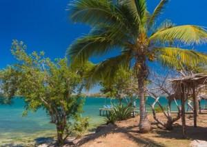 Pasa Caballo Beach in Cienfuegos Cuba