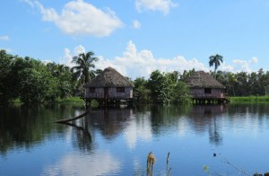 Zapata Swamp Taino Village by tropialcubanholiday.com