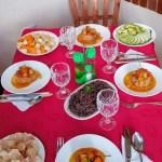 Traditional Cuban food Vinales by tropicalcubanholiday.com
