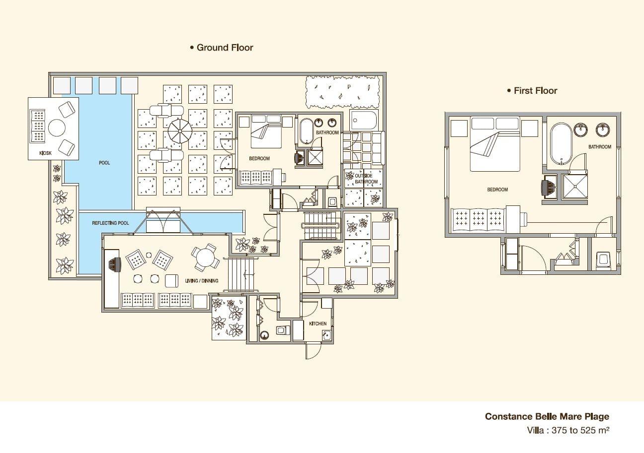 Plans de maison en l finest une petite maison moderne en for Plan de maison en l