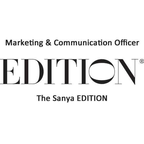 Careers: Marketing & Communication Officer The Sanya