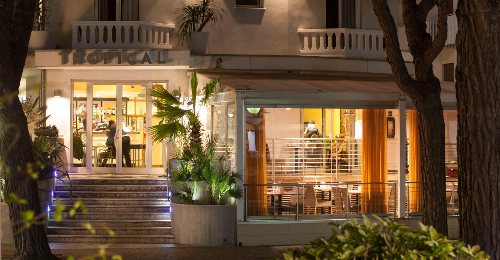 Tropical Hotel Jesolo  Hotel tre stelle a Jesolo
