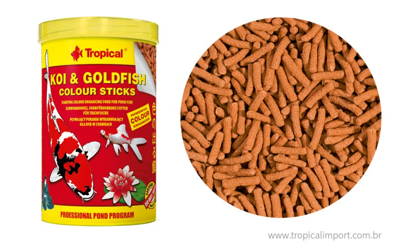 Koi & Goldfish Colour Sticks