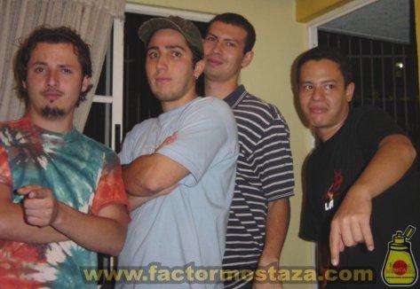 Factor Mostaza entrevista a 69 Enfermos