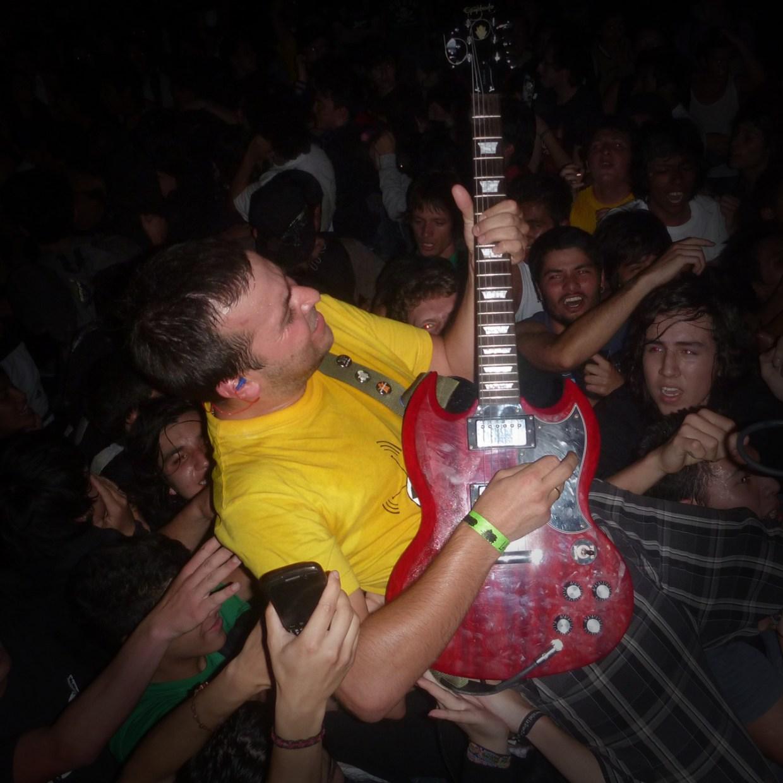 Mauricio Gomez - Tropical Punk Records
