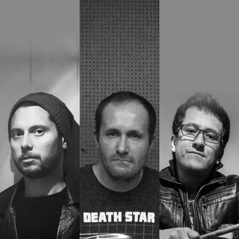 Hablemos de bateria: Camilo Forero, Carlos Bahamon y Fabian Perez