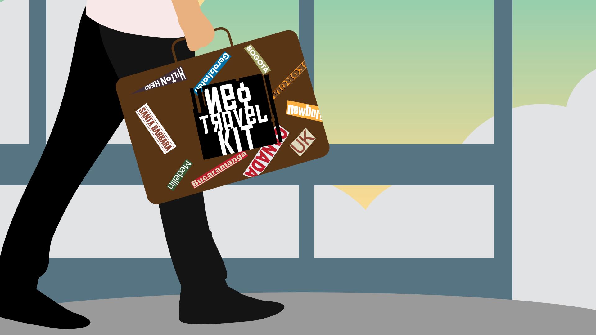 TPR901 Neo Travel Kit 19 años