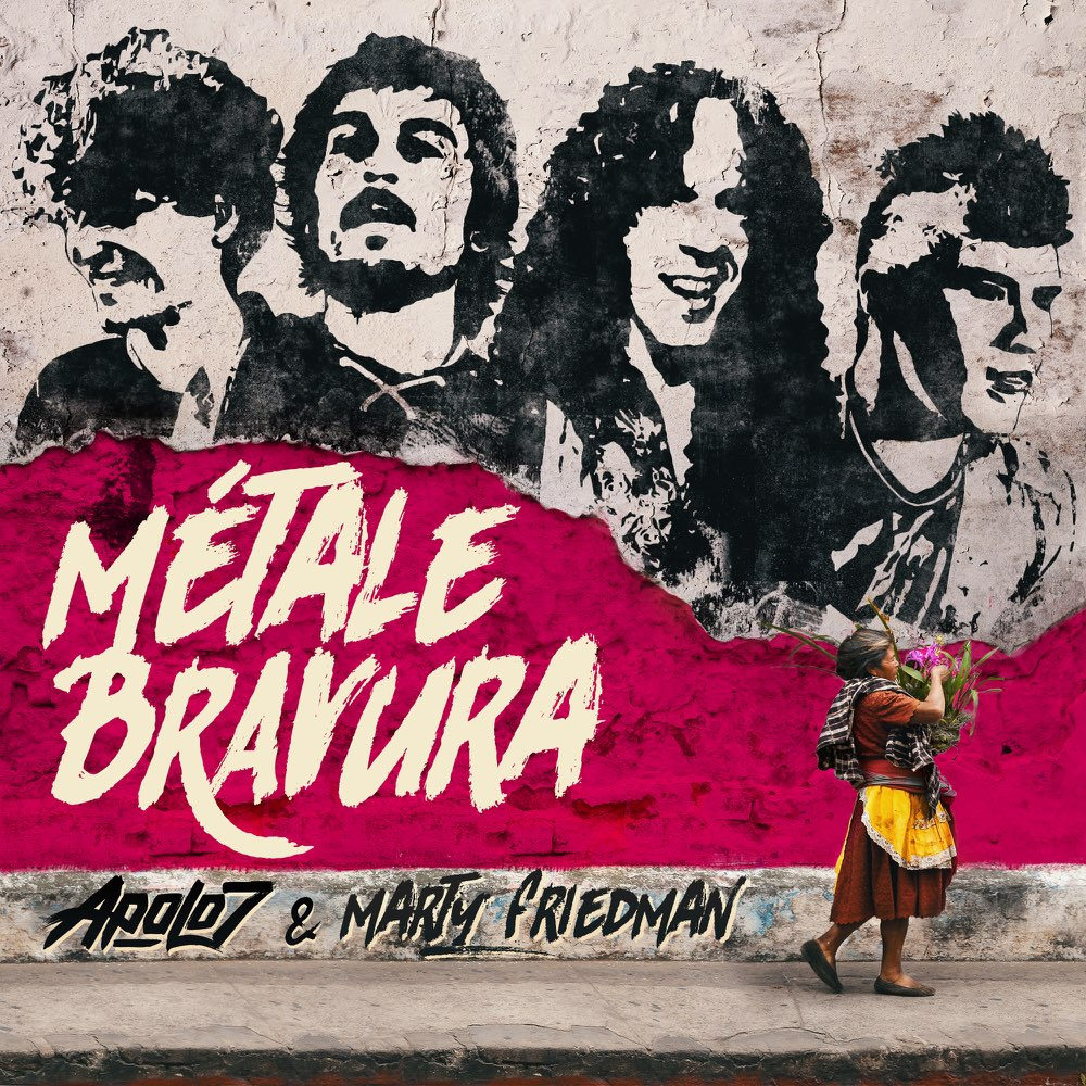 Apolo 7 - Metale Bravura featuring Marty Friedman